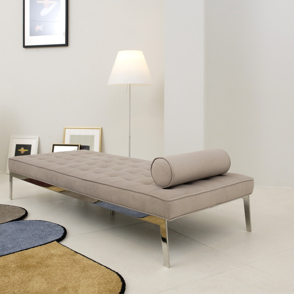 BISCUIT BED BENCH 조나단 쿠션 베드벤치