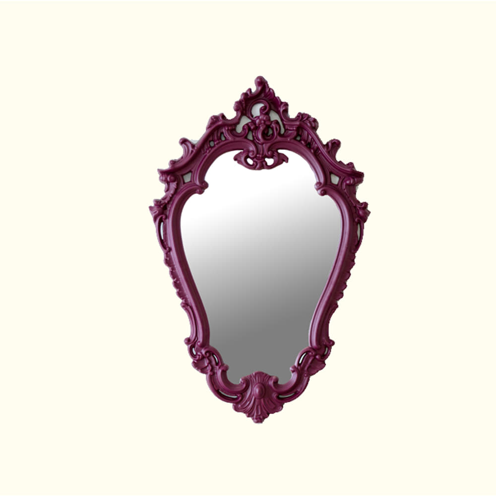 ANTIQUE MIRROR - VIOLET