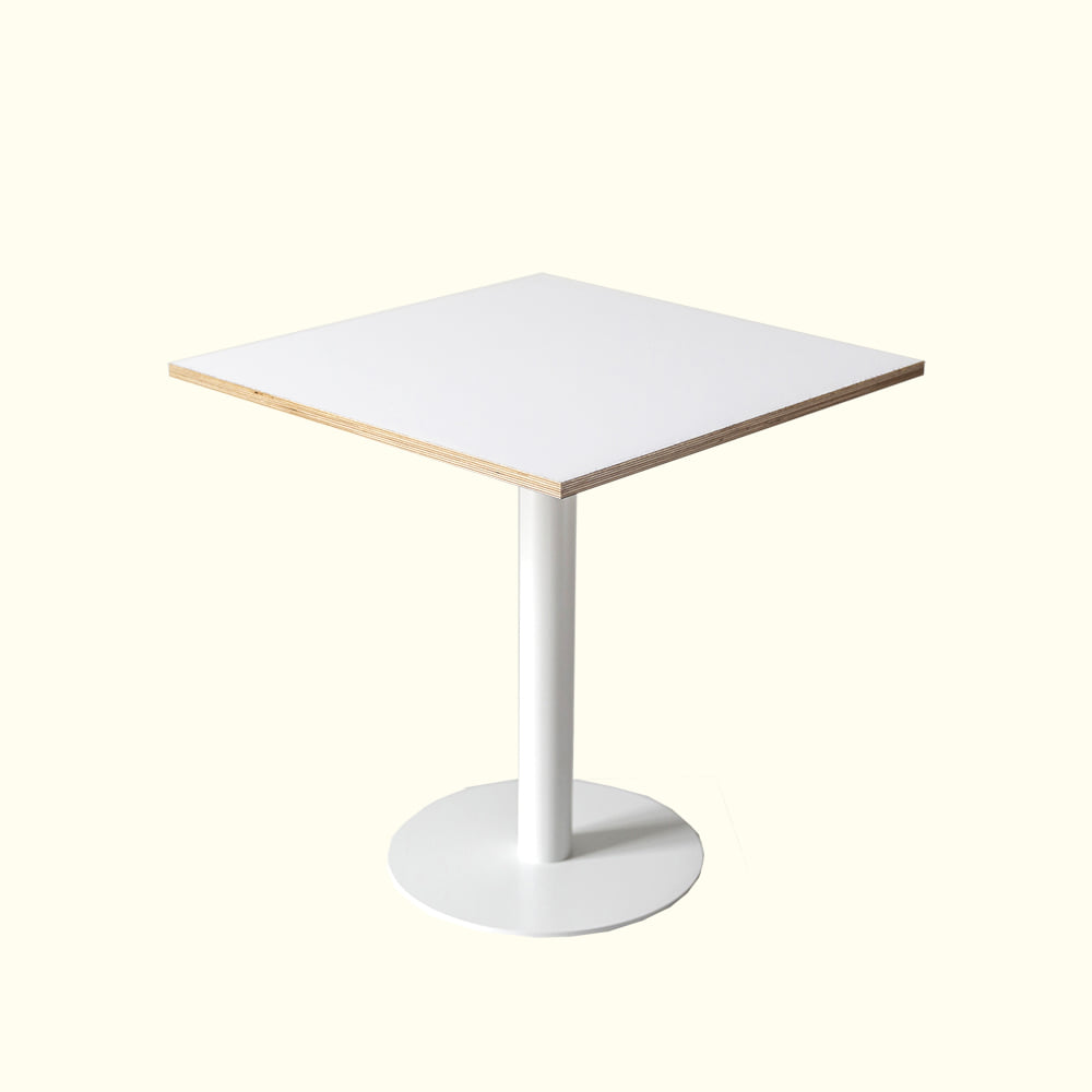 [NO25ST8] PURE SQUARE TABLE