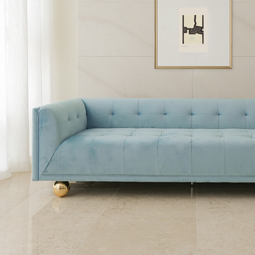 GOLD BALL SOFA 3P